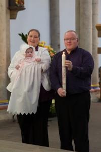 Taufe Sophie Joy